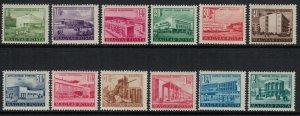 Hungary #1048-56C*  CV $34.55