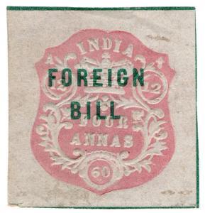 (I.B) India Revenue : Foreign Bill 4a