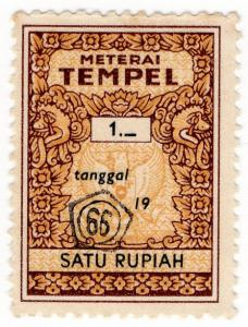 (I.B) Indonesia Revenue : General Duty 1R (surcharged)