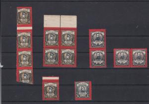 Germany Lubeck 1888 Private Post Mint Stamps Ref 33348