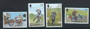 Isle of Man MUH SG 761 - 764