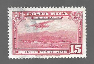 Costa Rica 1953 - U - Scott #C218