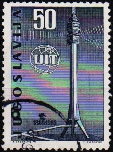 Yugoslavia. 1965 50d S.G.1155 Fine Used