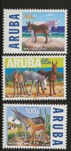 ARUBA  SC #  167 - 9    MNH