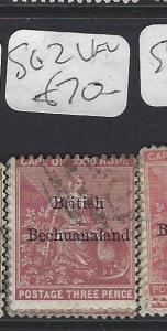 BECHUANALAND (P1910B)  3D   SG 2    VFU