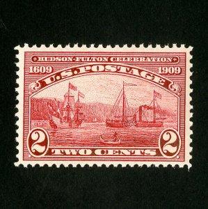 US Stamps # 372 Superb Choice OG NH