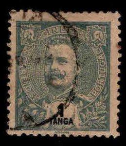 Portuguese India Scott 208 Used stamp