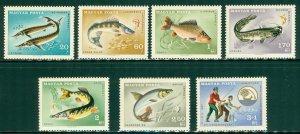 R4-0022 HUNGARY 1842-7,B263 MNH  MARINE LIFESCV $3.00 BIN $1.75 (14)