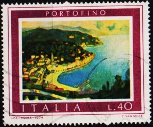 Italy. 1974 40L  S.G.1407 Fine Used