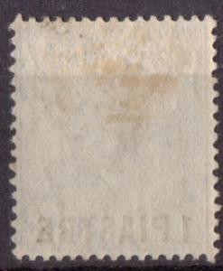 British Levant King George V. SG36a MH. 2 Scans.