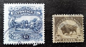 US # stamps