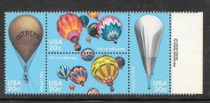 #2032-35 MNH Copy Block of 4