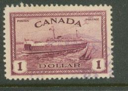 Canada SG 406 VFU