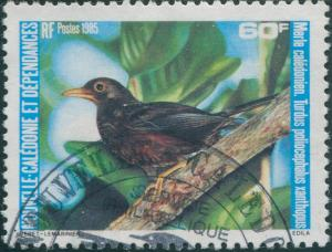 New Caledonia 1985 SG778 60f Thrush FU