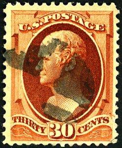U.S. #217 Used