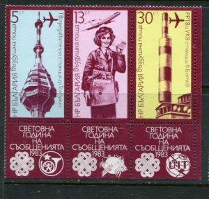 Bulgaria #C156-8 MNH