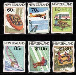 New Zealand  861 - 866  MNH $ 6.50 333
