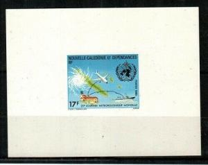New Caledonia Scott 523 Mint NH deluxe S/S