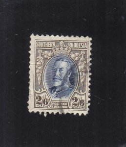 Southern Rhodesia: Sc #29, Used (35803)