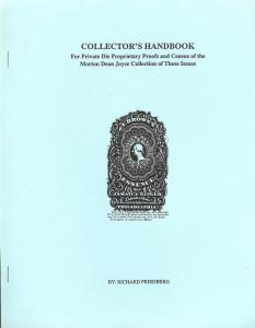 The Collector's Handbook For Private Die Proprietary Proo...