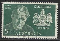 Australia Scott # 353 Used