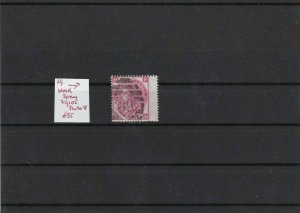 Collectable Great Britain Victoria 1867-80 Stamp Ref 33648