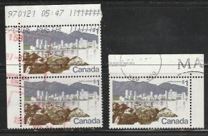 #599 Canada Used