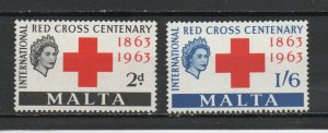 Malta 292-293 MNH