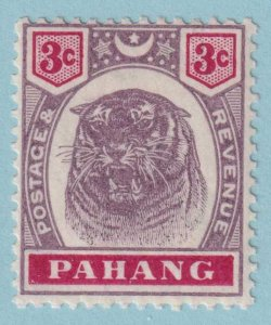 PAHANG 14 MINT NEVER HINGED OG **  NO FAULTS EXTRA FINE!