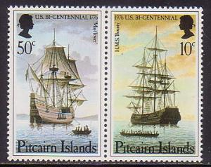 Pitcairn Islands 159a MNH