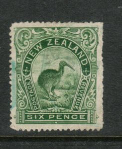 New Zealand #78 Very Fine Mint No Watermark