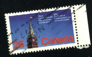 Can #740   -3    used VF 1977 PD