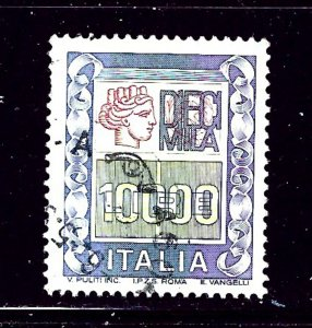 Italy 1296 Used 1983 Issue