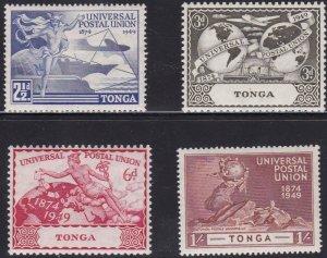 Tonga 87-90