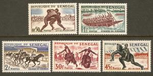 Senegal #202-6 NH Games
