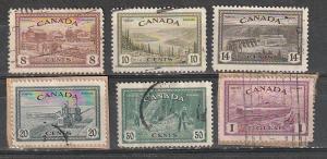 #268-273 Canada Used