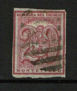Uruguay SC# 33 Used / Hinge Rem - S11838