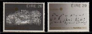 Ireland Scott 561-2 Mint NH (Catalog Value $26.00)