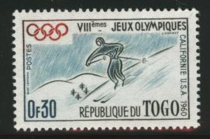 TOGO Scott 369 MNH** Olympic Sports stamp 1960