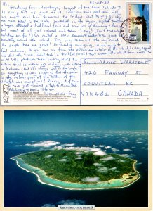 Cook Islands, Picture Postcards