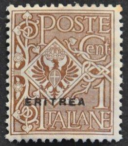 DYNAMITE Stamps: Eritrea Scott #88 – MINT hr