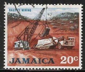 Jamaica 1970 Scott# 314 Used