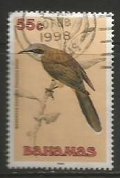 BAHAMAS 718 VFU BIRD Z4-131-5