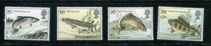 Great Britain #911-4 MNH - Make Me An Offer