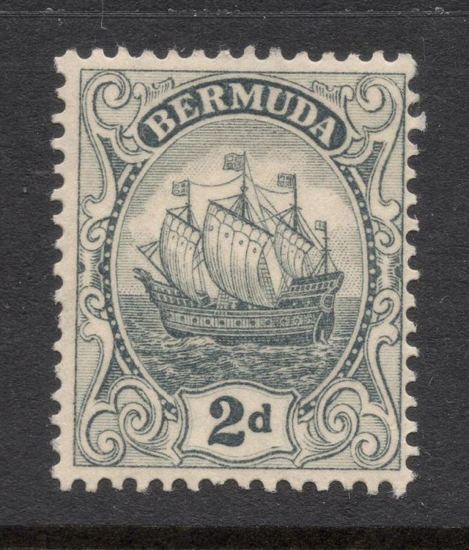 Bermuda #43 Gray - Unused - O.G.