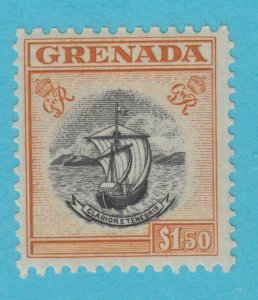 GRENADA 162  MINT NEVER  HINGED OG ** NO FAULTS VERY  FINE !