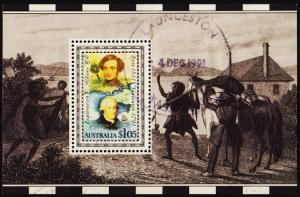 Australia. 1991 Miniature Sheet. S.G.MS1304 Fine Used