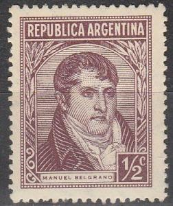 Argentina #418  MNH (S1705)
