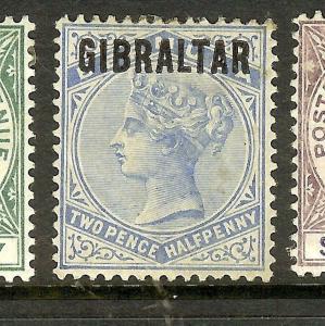 GIBRALTAR (P2112BB) QV  2 1/2D  SG4   MOG