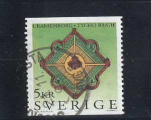 Sweden  Scott#  2149  Used